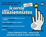 Le Cercle des Illusionnistes d'Alexis Michalik