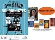Salon des bouquinistes de Castelnau-Le-Lez avec F. CHAMAYOU