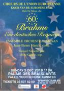 02.12.2018 BRAHMS - Ein deutsches Requiem
