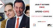 Apéro-Expo : Carte blanche à Edgar Szoc