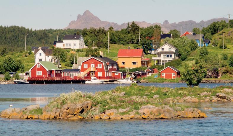 Sommarøy en Hillesøy