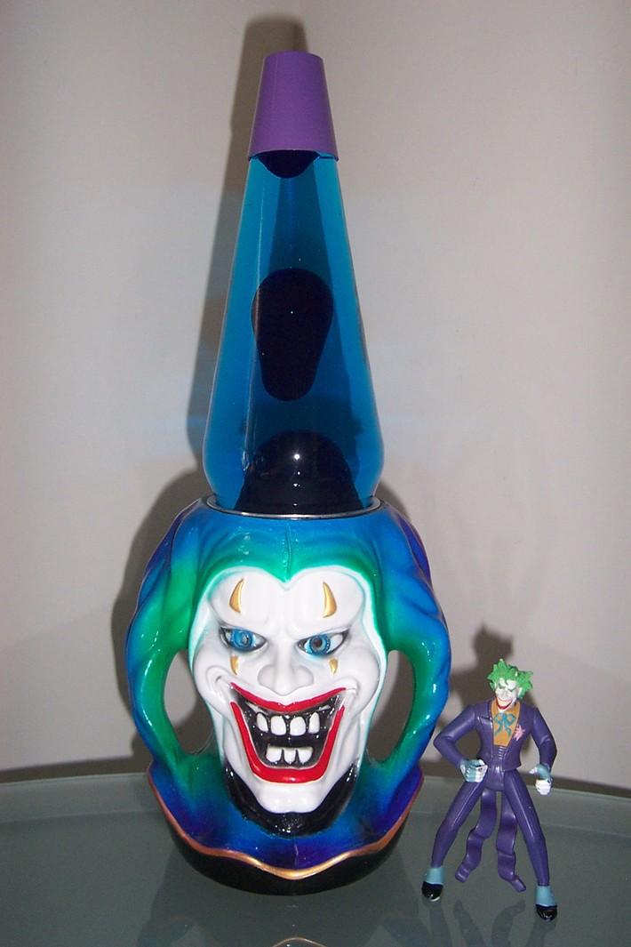 Chester and the Joker