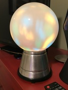 Kaleidolite lamp by Lava Lite -