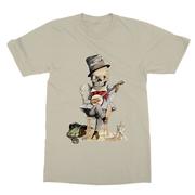 Minstrel Banjo t-shirt for sale