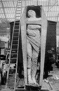 giant mummy