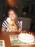 Tuckers Birthday/Sarah