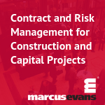 8th Contract and Risk Management for Construction and Capital Projects