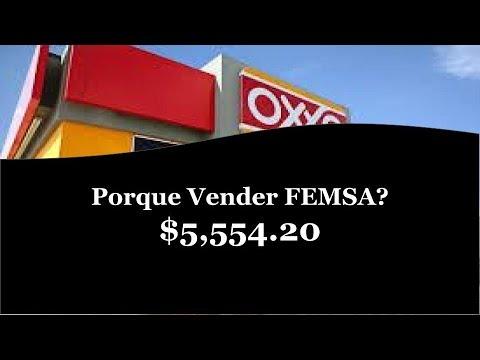 Portafolio de Dividendos: Porque Vender FEMSA?
