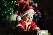 FREE festive baby signing drop in session