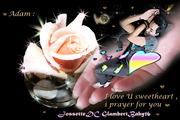 Lovu sweetie adam♥❤
