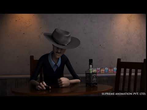 Frank Short 3D Animation Act