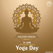 International Yoga Day at Jivan Chakra Foundation