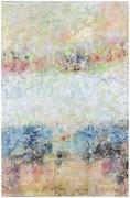 Helga Sassenberg -Atmosphäre, Mischtechnik, 60 x 40 cm
