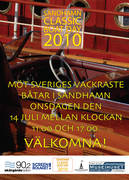 Sandhamn Classic boat day