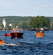 Siljans träbåtsfestival