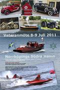 Veteranmöte Norrköpings Södra Hamn 2011