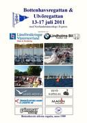 Bottenhavsregattan & Ulvöregattan 13-17/7 2011 (med Norrlandsmästerskap i Express)