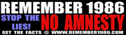"""Say """"NO"""" to AMNESTY Rally/Camping Trip"""