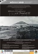 """Ciclo de Conferencias Magistrales """"Cien años de investigaciones en la Pirámide del Sol"""""""
