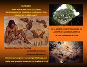 INVITACIÓN A PARTICIPAR EN CONGRESO UISPP 2014