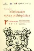 Michoacán: época prehispánica