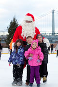 SKATE WITH SANTA every Saturday and Sunday through December 18th!