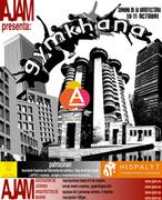 GymKhana de la Semana de la Arquitectura en Madrid
