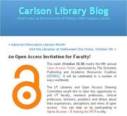 The University of Toledo - open access survey and information for faculty