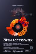 Open Access Week Paris 2013