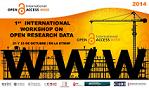 1st INTERNATIONAL WORKSHOP ON OPEN RESEARCH DATA
