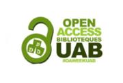 Setmana de l'Accés Obert a la UAB