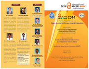 Open Access Campaign in India (OACI 2014): One Day National Seminar on Open Access for Research and Education