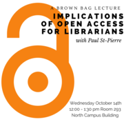 Implications of Open Access for Librarians