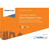 Springer Nature Open Research Day
