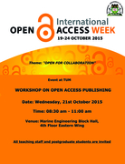 Open Access workshop