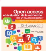 Open Access et évaluation de la recherche : vers un nouvel écosystème