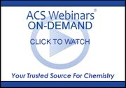 American Chemical Society Webinars (ACS Webinars)