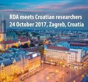 RDA Meets Croatian Researchers