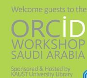 Saudi National ORCID workshop