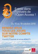 Préparez l'Open Access Week à l'Université Toulouse Capitole