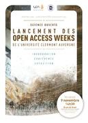 Lancement des Open Access Weeks de l'UCA