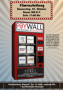 "Film Screening ""Paywall – The Business for Scholarship"""
