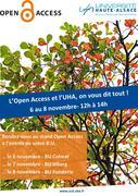L'Open Access et l'UHA, on vous dit tout !