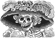 Day of the Dead Ritual, November 3 near Berkeley, CA