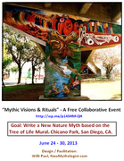 """Mythic Visions & Rituals"" - A Free Collaborative Event"