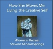 How She Moves Me: Living the Creative Self