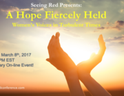 "Free online program: ""A Hope Fiercely Held"" —Panel of Artists, Authors, and Analysts"