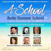 ENDS SEPT 30!—Audio School-Summer Semester, featuring James Hillman and many more