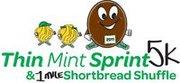 Thin Mint Sprint and Shortbread Shuffle