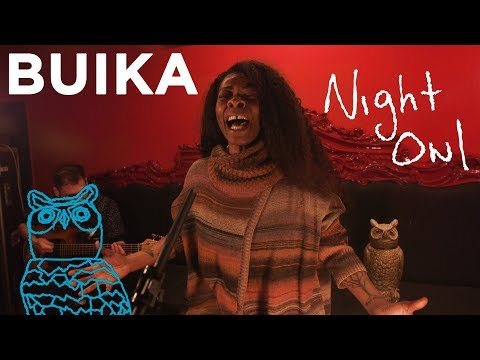 """Buika, """"Death Is Not The End"""" Night Owl 